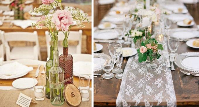 Mariage : guide sur la décoration de votre table