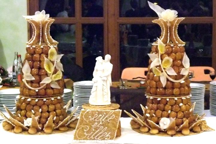 gâteau fiancaille 2016
