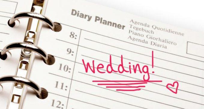Tout ce qu'il faut penser pour préparer un mariage